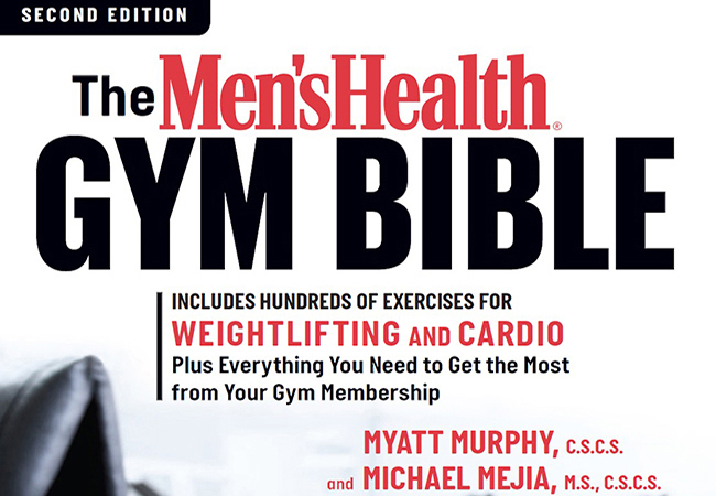 PRIME Equipment Featured in Men's Health Gym Bible