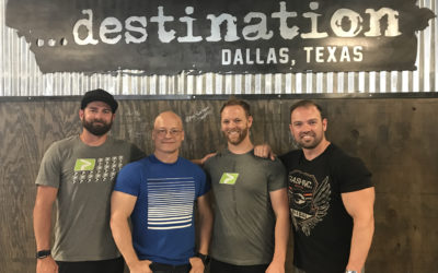 PRIME Visits …Destination Dallas, TEXAS – Extreme Quad Workout Ensues