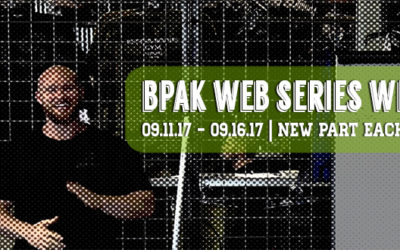 BPAK WEB SERIES | Spend The Week Learning From IFBB Pro Ben Pakulski