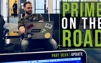 PRIME On The Road – Part 2 – LIVE Update