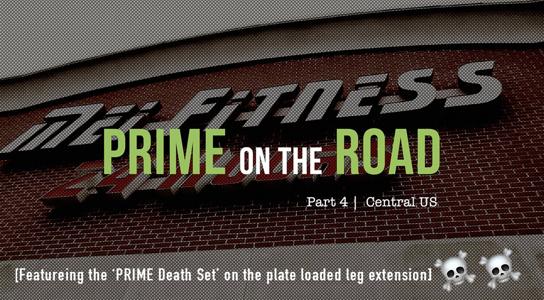 PRIME Hits The Road… Again: Mei Fitness – 3 Locations