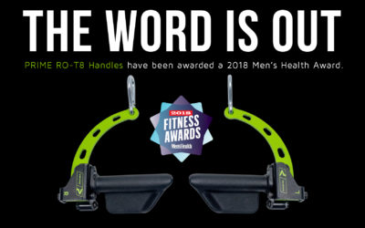 PRIME Fitness Wins 2018 Men's Health Fitness Award