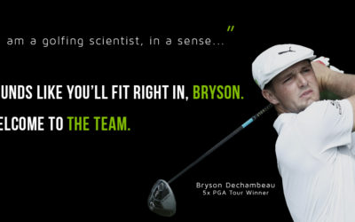 PRIME Fitness Welcomes Bryson DeChambeau to Team PRIME