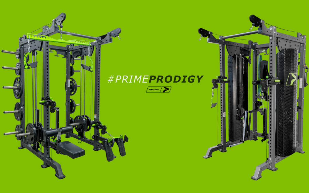 The PRIME Prodigy Racks are HERE!